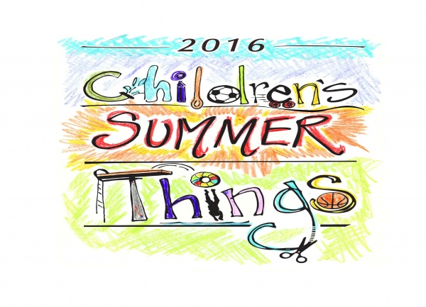 Children Summer Things Webpage